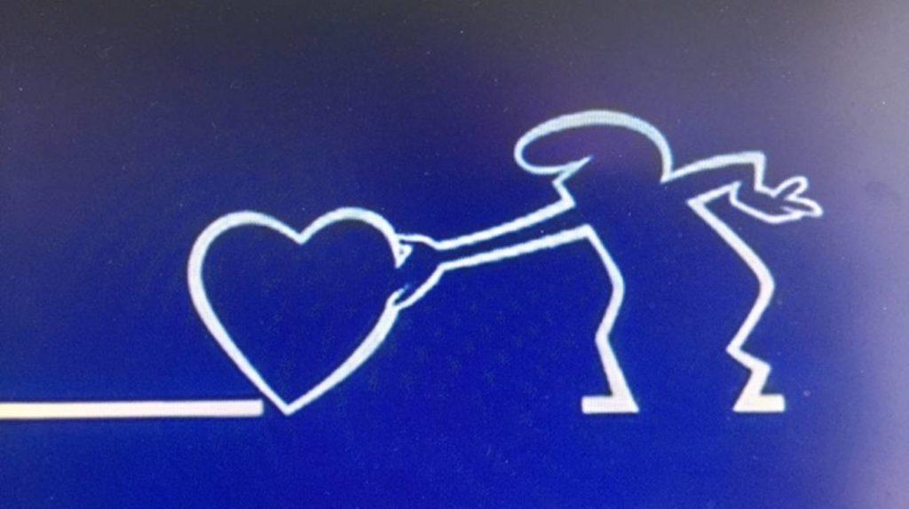 la-linea-cavandoli-cuore